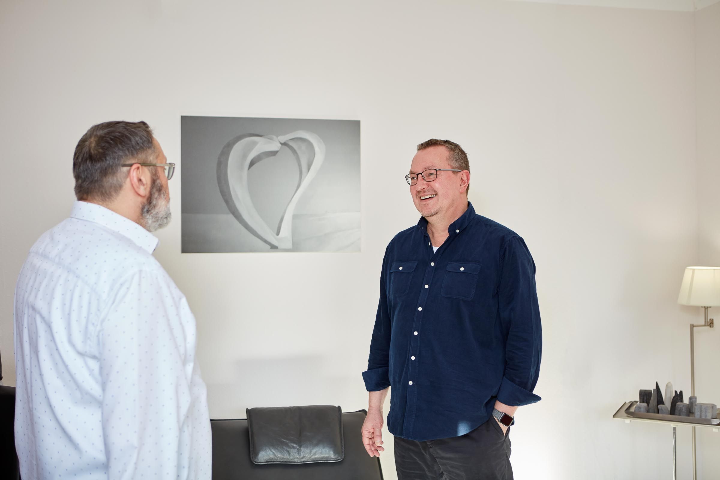 Klaus Buchinger-Wohlgemuth & Günter Hanke
